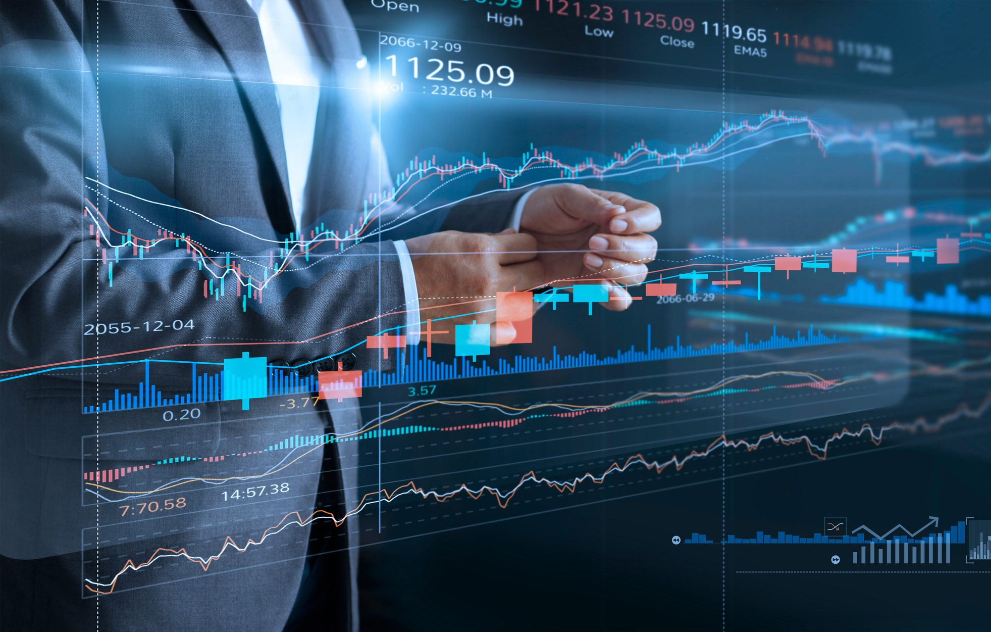 Online Trading - Sterling Capital